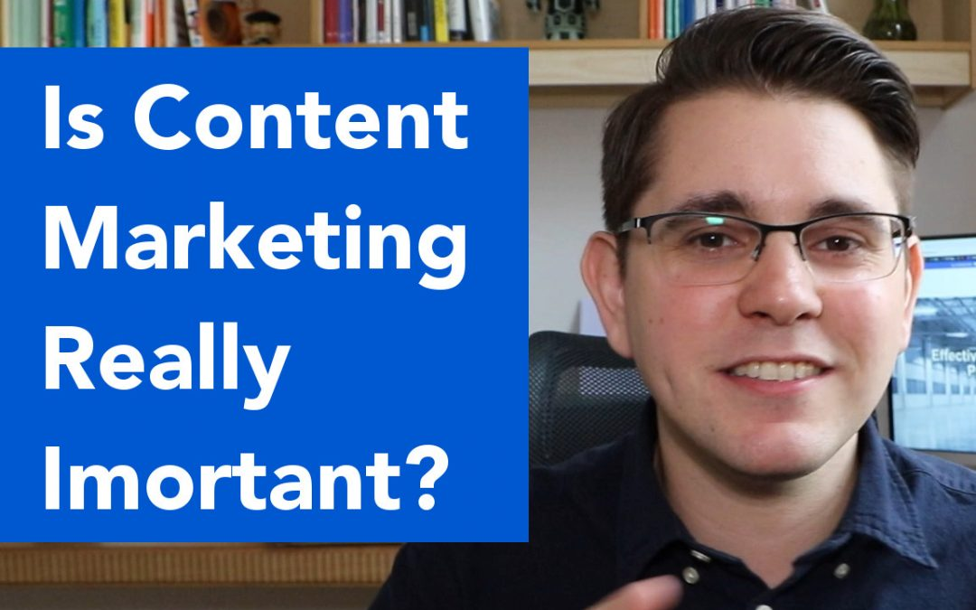 Why is Content Marketing Important for B2B Companies?